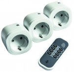 Funk-Powerstecker Set 3000 Watt