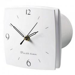Abluftventilator mit Uhr und Nachlauf
