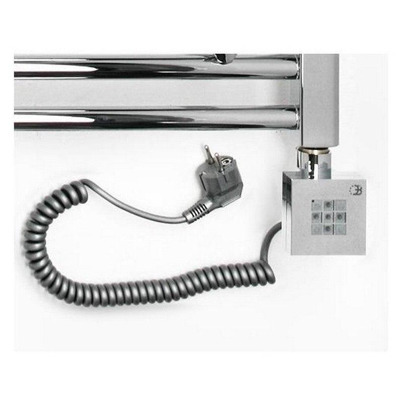 elektro badheizk rper atlantis chrom mit heizpatrone atlantis chrom hp. Black Bedroom Furniture Sets. Home Design Ideas