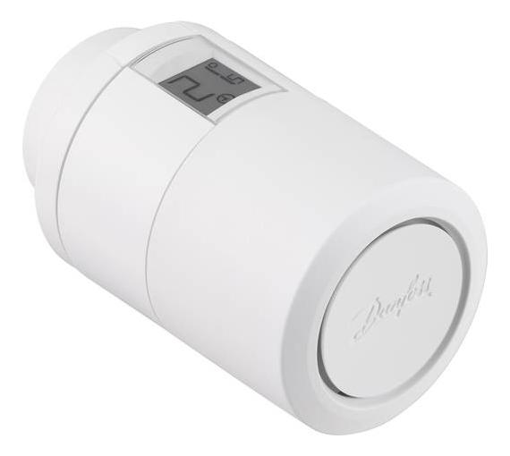 danfoss eco heizk rper thermostat mit smartphone steuerung 014g1001. Black Bedroom Furniture Sets. Home Design Ideas